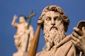 Statue of Paul