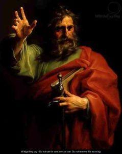 Saint Paul had a hard time.