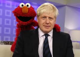 Which one is the Muppet?